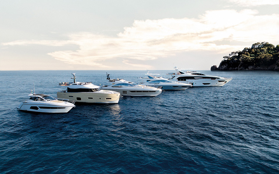 Azimut Yachts Greece